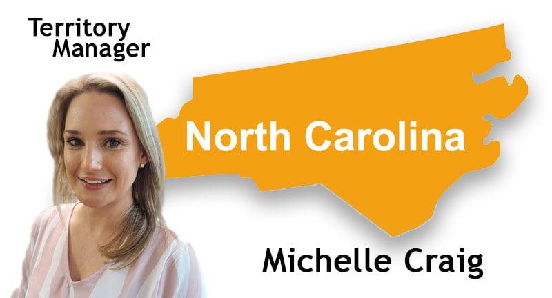 Michelle-Craig-North-Carolina-Territory-Manager